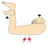 神経学的テスト(腰部)